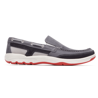 CShore Bound Slip-On 2Rockport Men's Navy CShore Bound Slip On 2